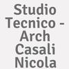 Studio Tecnico - Arch Casali Nicola