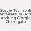 Studio Tecnico di Architettura Dott Arch Ing Giorgio Chieregato