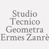 Studio Tecnico Geometra Ermes Zanrè