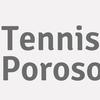 Tennis Poroso