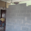 Rifacimento muro