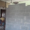 Rifacimento muro divisorio