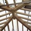 Foto: nodo rigido tetto in legno
