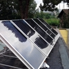 Manutenzione pannelli solari per acqua calda