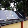 Pannelli solari con batterie tesla