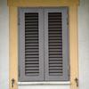 Insonorizzazione di una stanza, in particolare parete finestra che da sull'esterno