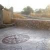 Pavimentazione cemento stampato