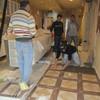 Pavimentare Cortile Locale Commerciale