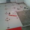 Livellare pavimento cemento grande dislivello