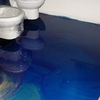 Pavimento in resina bagni
