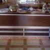 Realizzazione piano appoggio in legno (stintino)
