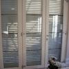 Tre finestre in PVC
