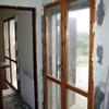 Ristrutturazione porte finestre esterne in legno - monza