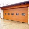 Foto: porta sezionale per garage largh. 6800 x h. 2400