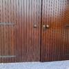 Foto: Portone in legno