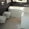 Sostituzione sanitari in due bagni