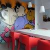 Progetto per bando pubblico per un chiosco bar con dimensione massima di 40/50 mq