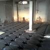 Opere di isolamento a pavimento nel sottotetto