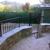 Recinzione giardino + cancello carrabile