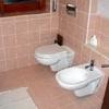 Rifacimento bagno secondo piano casa a schiera