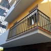 Rifacimento balcone e scale casa montagna