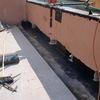 Rifacimento canale di gronda su facciata