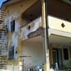 Tinteggiare facciate villa