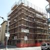 Rifacimento facciata edificio condominiale in napoli