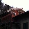 Rifacimento tetto in legno e facciate