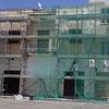 Piccola ristrutturazione spazio esterno villetta indipendente - varcaturo