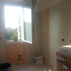 Rivestire bagno con cemento