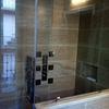 Ristrutturazione piccolo bagno in stanza doccia