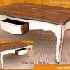 Tavolino bonaldo duffy bianco
