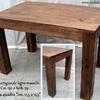 Tavolo ovale in legno