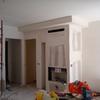 Modifica di due porte legno