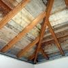 Creazione tetto in legno
