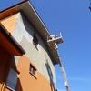 Tinteggiatura facciata edificio zona trapani