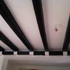 Preventivo porta scorrevole muro legno noce scuro