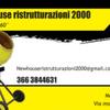 New House Ristrutturazioni Di Seddone Norma