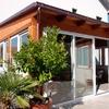 Riparazione tetto di veranda