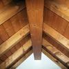 Verniciatura tetto in lamiera