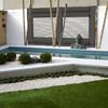 Impermeabilizzazione di una superficie pavimentata presente in giardino