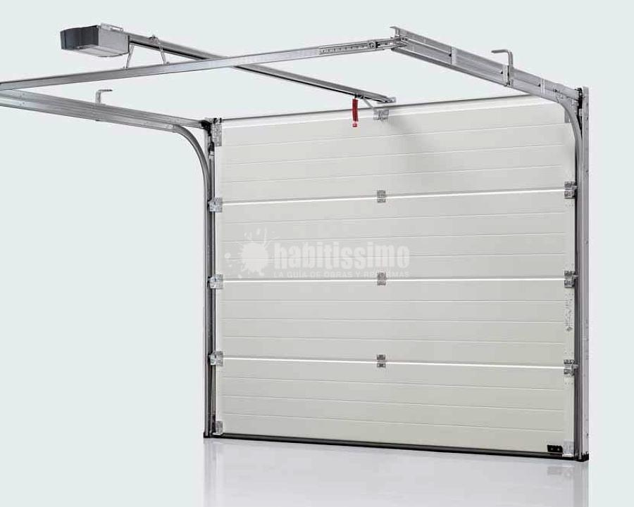 Porte sezionali per garage offerte porte garage - Porte garage automatiche prezzi ...