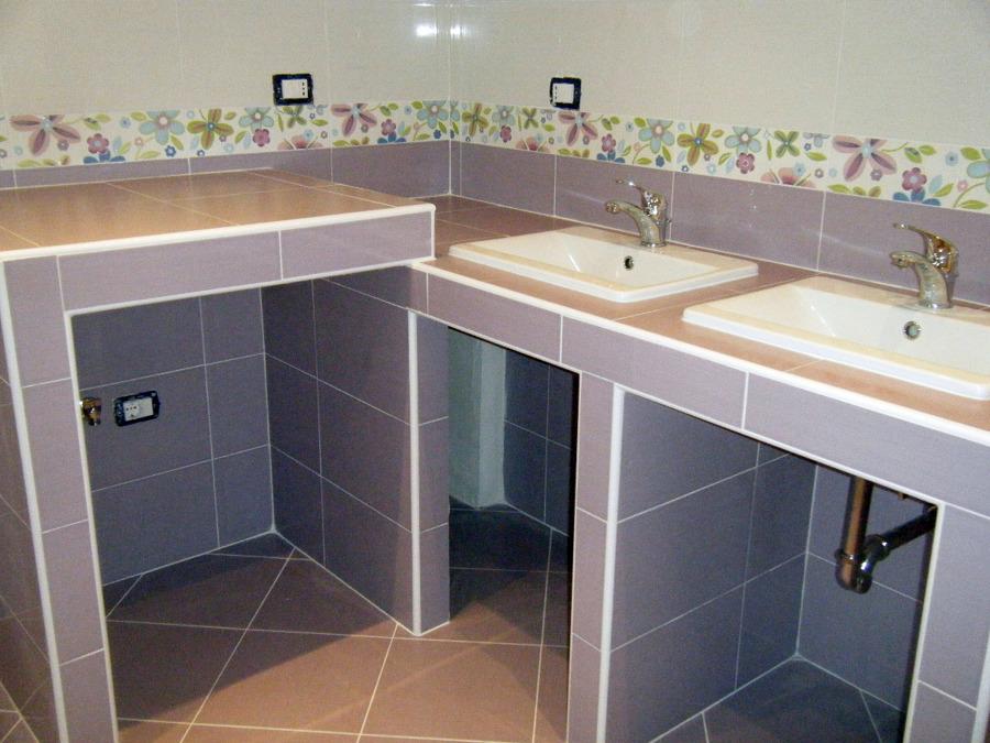Cool bagni rustici in muratura il meglio del design degli - Bagno in muratura moderno ...