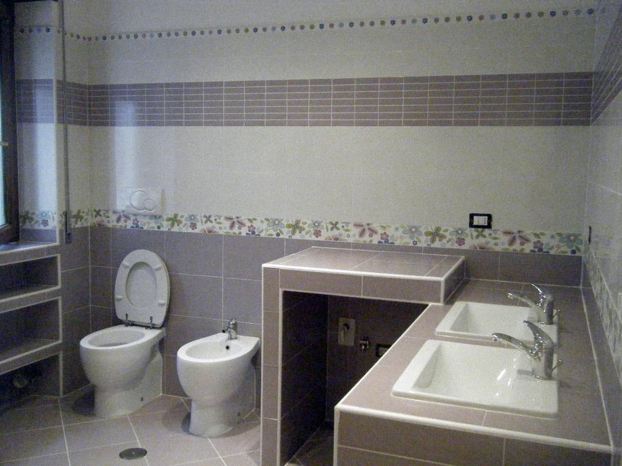 Bagno in muratura moderno la migliore scelta di casa e - Bagno in muratura moderno ...