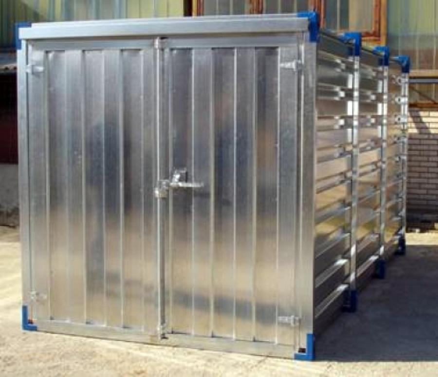 Box in lamiera offerte costruzione case for Box lamiera prezzi