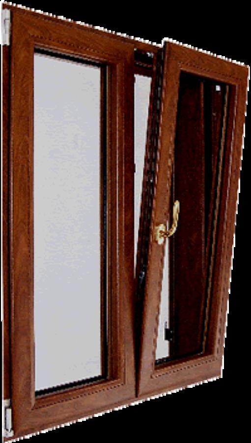 Gratis con alluminio e alluminio legno anta ribalta di for Offerte infissi