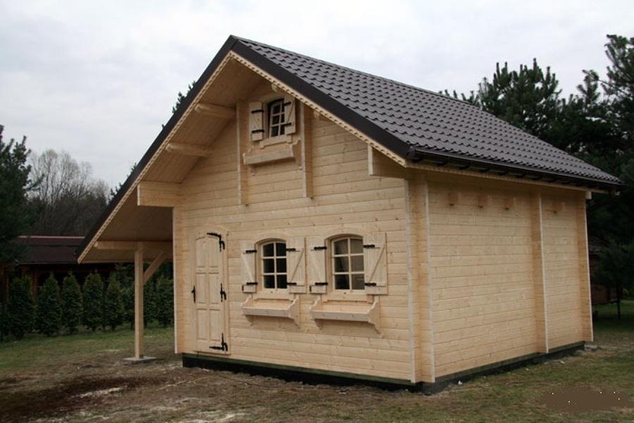 Offerta occasione euro casa di legno 50 mq for Prezzi case di legno