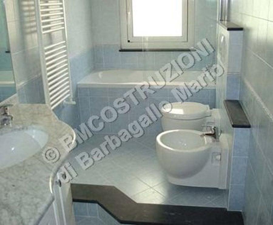 Offerta bagno completa 4 5 mq a partire da 3800 iva - Iva ristrutturazione bagno ...