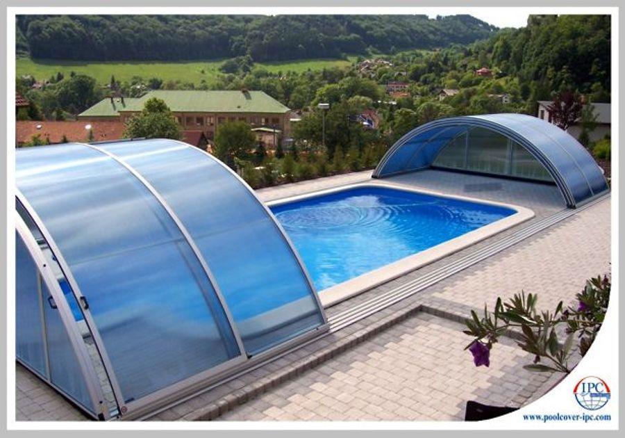 Offerta copertura scorrevole per piscina a soli for Piscine in offerta